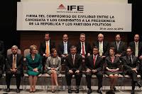 Resultados preliminares Elecciones MEXICO 2012 1 julio