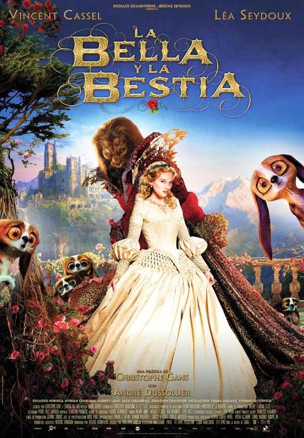 La Bella y la Bestia 2014