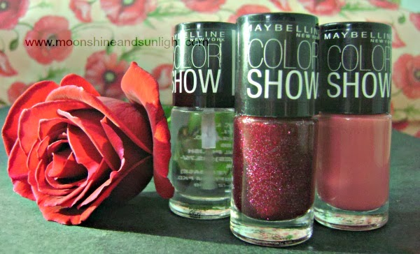 colorshow nail polishes