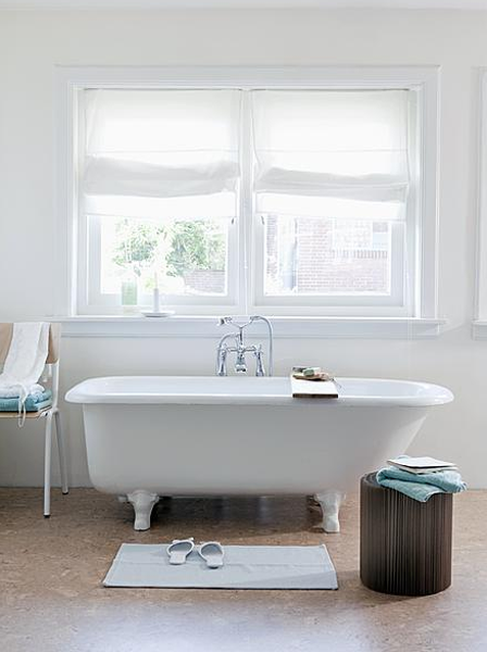 79ideas white and cozy bathroom
