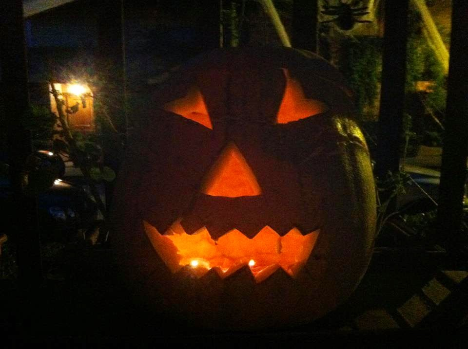 jack 'o lantern halloween
