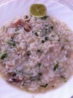 Vietnamese rice recipe