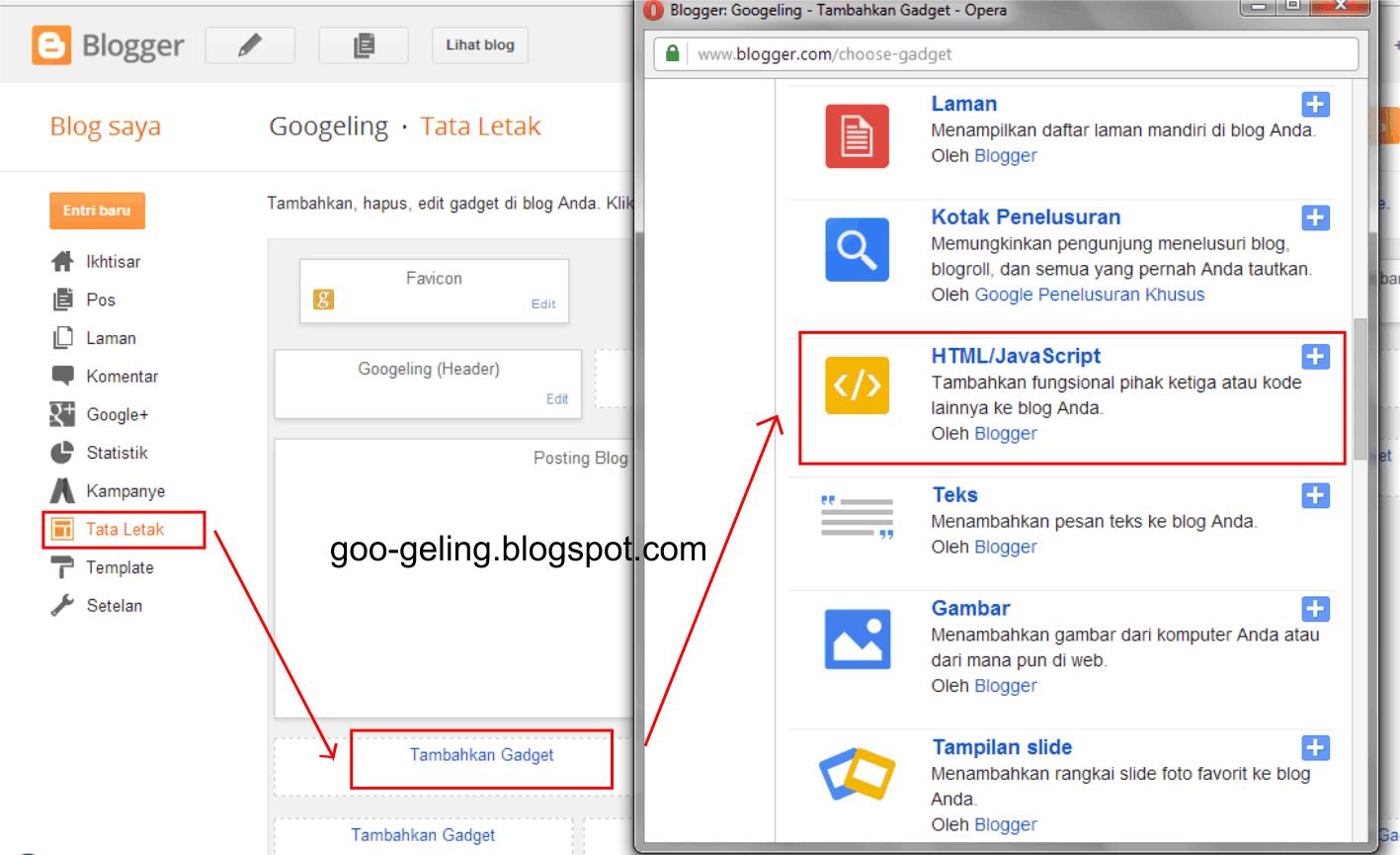 Cara membuat popular post berdasarkan label atau kategori with thumbnail