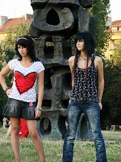 Emo Girls Style