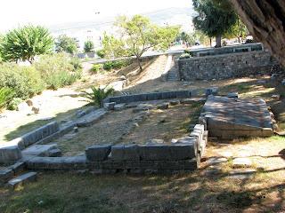 Dionyssos Altar Kos