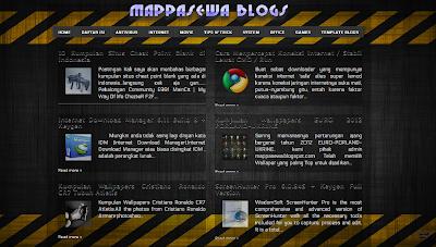 Template Mappasewa Blogs