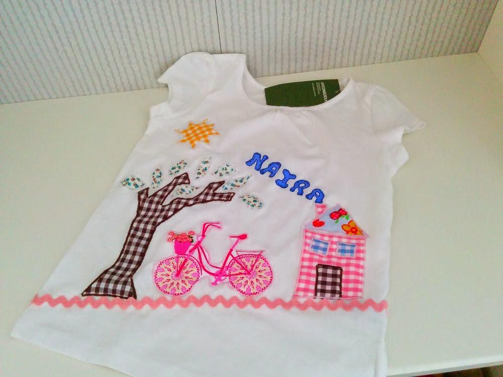Camiseta Personalizada Naira