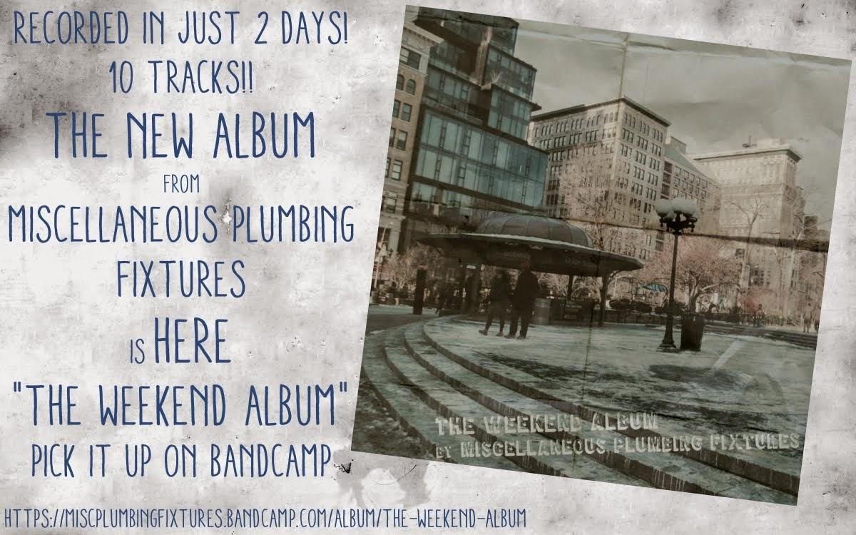 "BUY OR STREAM THE ALBUM ""The Weekend Album"""