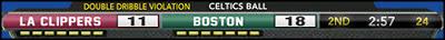 NBA 2K13 Fox Sports TV Scoreboard Patch