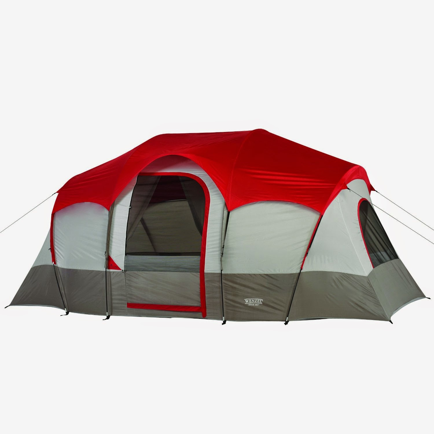 sc 1 st  Life Outside My Door & Wenzel Blue Ridge Tent - Review