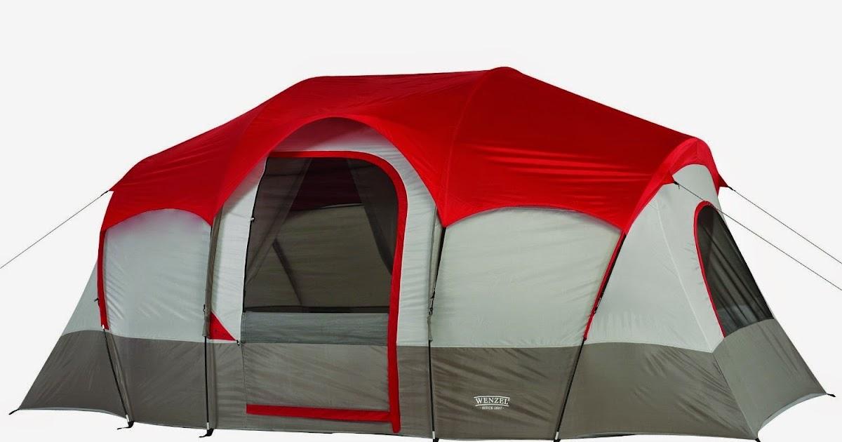 & Wenzel Blue Ridge Tent - Review
