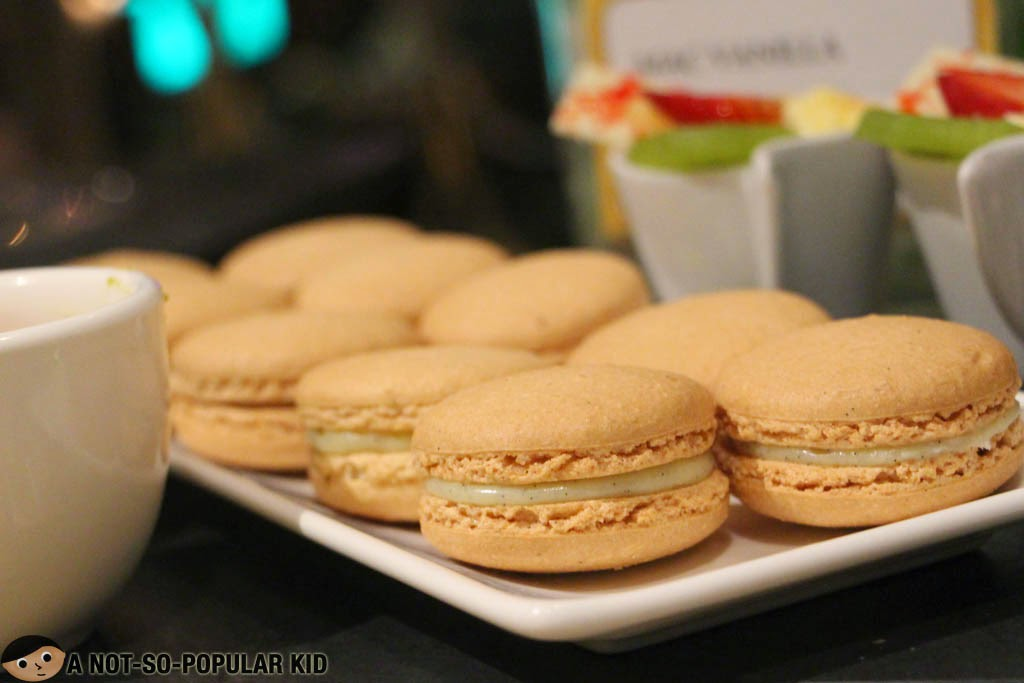 A better glance at the popular macarons of Diamond Hotel