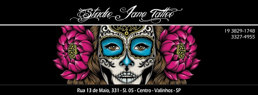 STUDIO JANE TATOO