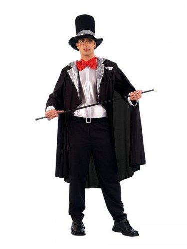 disfraz de mago: