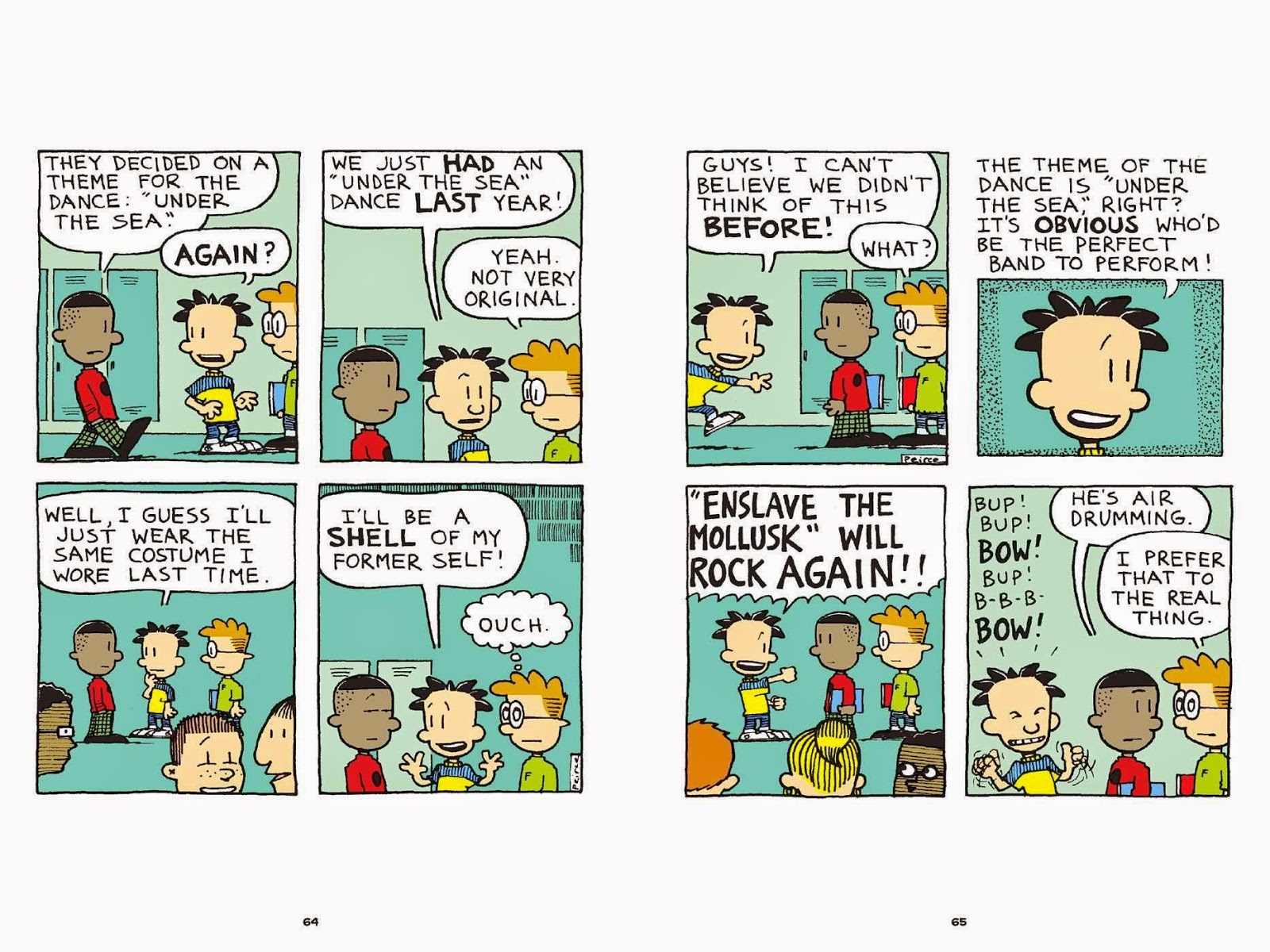 Big Nate: Say Good-bye to Dork City