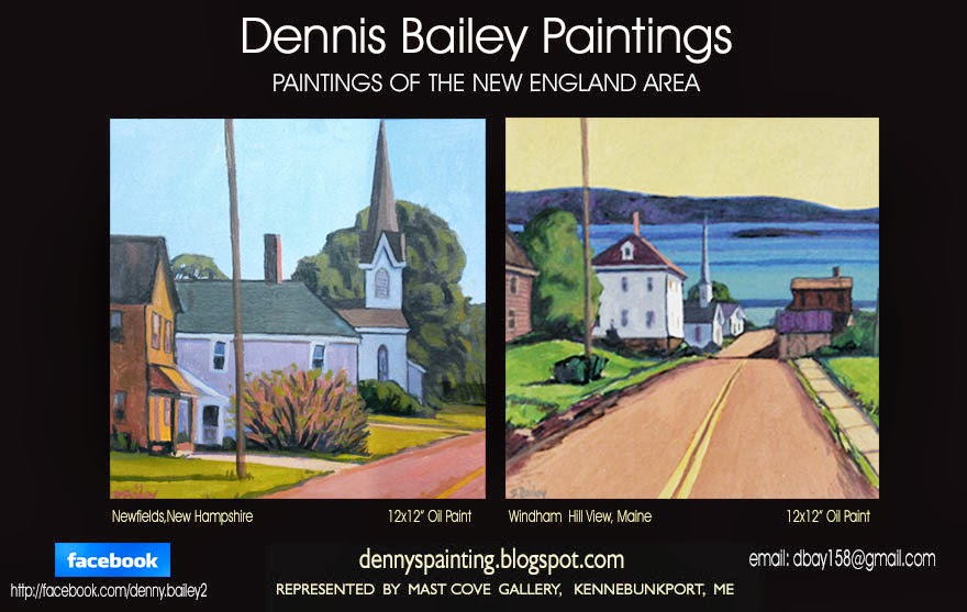 Dennis Bailey Paintings
