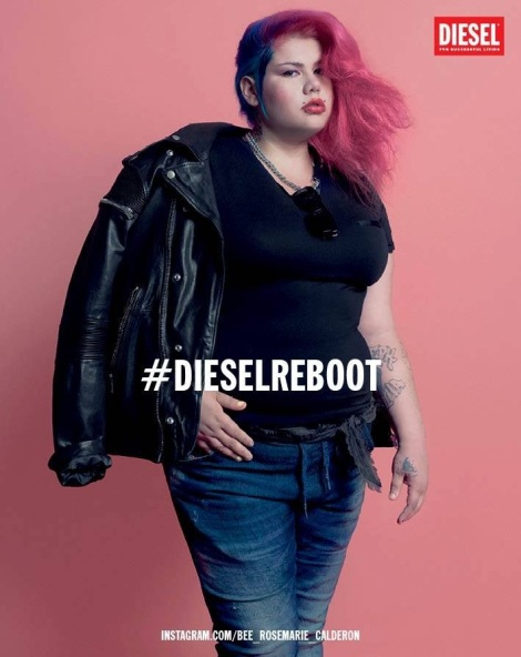 #DIESELREBOOT Fall/Winter 2013 Campaign by Inez & Vinoodh