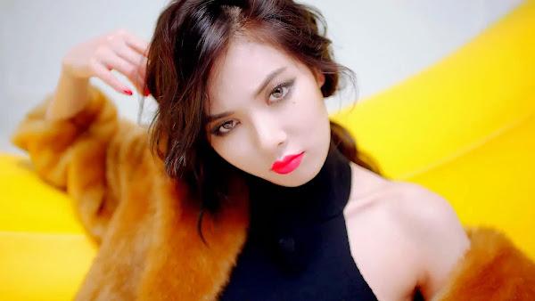 Hyuna A Talk