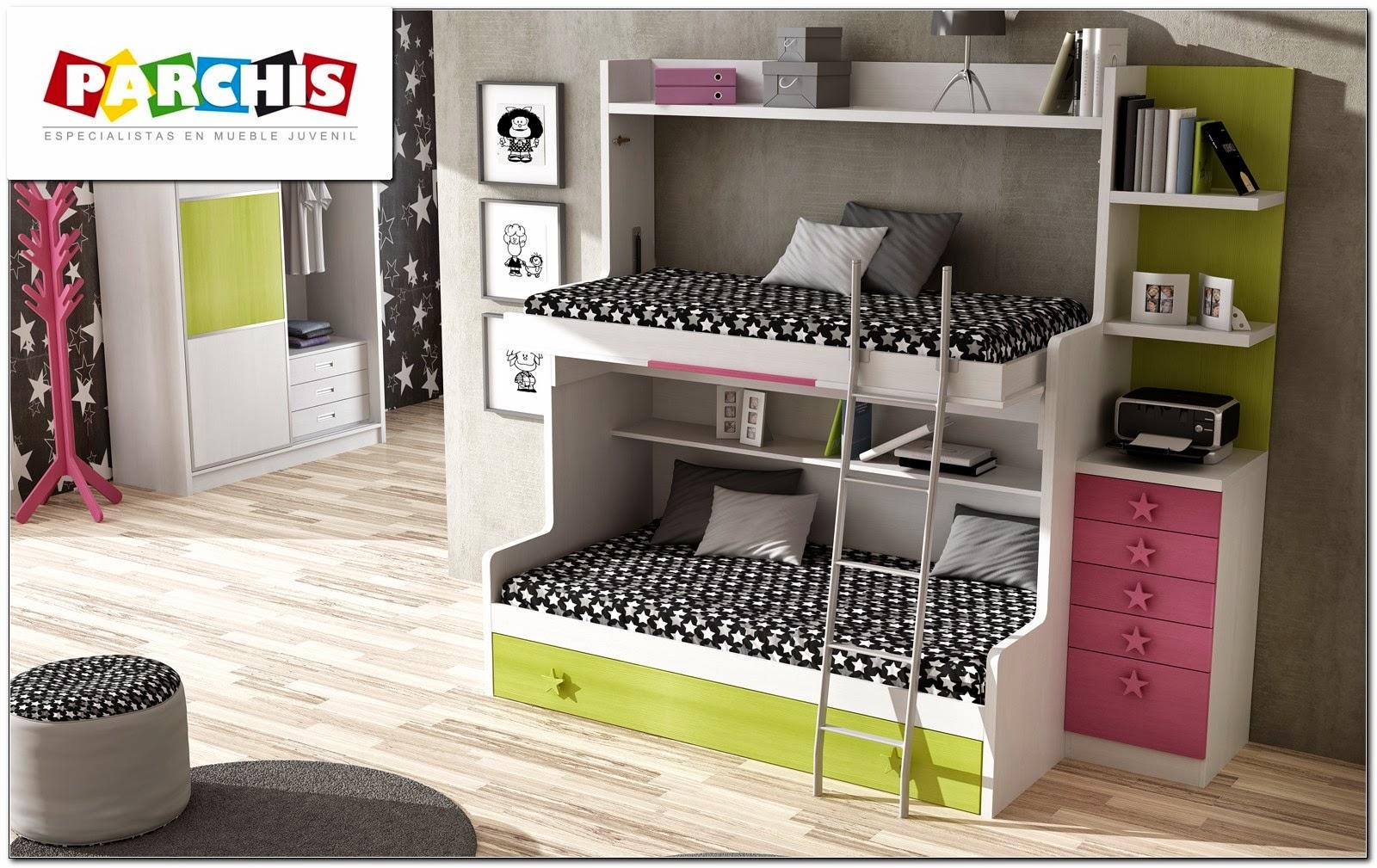 Muebles juveniles dormitorios infantiles y habitaciones - Ideas dormitorios juveniles ...