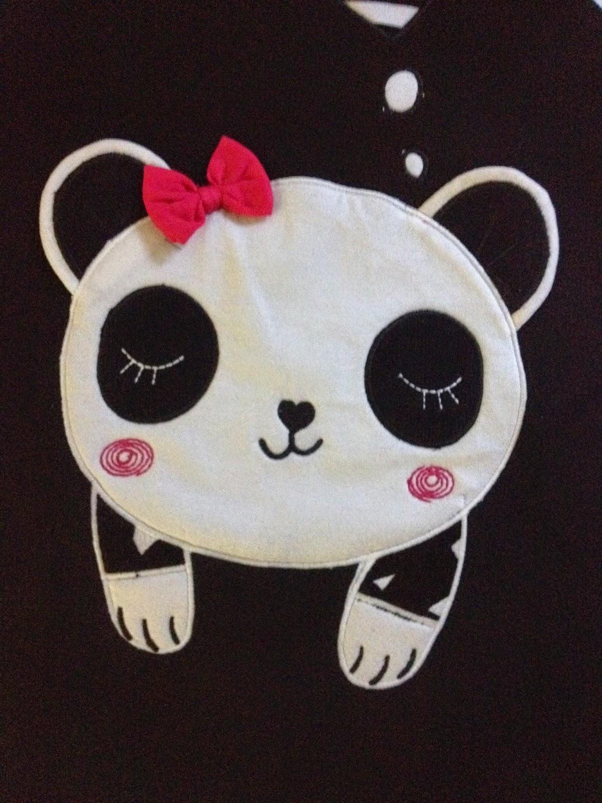 DPAM - robe panda
