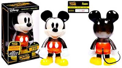 "Disney ""Original"" Mickey Mouse Hikari Sofubi Vinyl Figure by Funko"