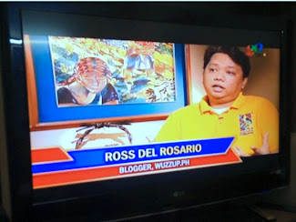 Featured on ABS-CBN's Rated K