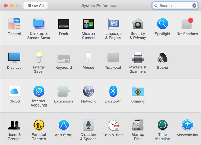 Yosemite beta 6 is available! The update is to be recovered directly from the Mac App Store.