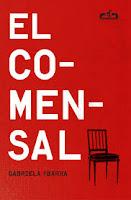 """""""El comensal"""" de Gabriela Ybarra"""