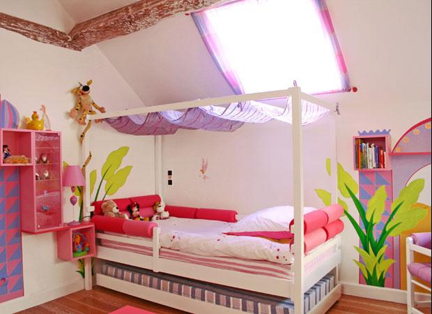 Art d co idee peinture chambre a coucher for Accessoire maison design