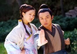 HÌnh ảnh diễn viên phim Anh Hùng Xạ Điêu 2003