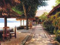 Hotel Murah Sekotong & Senaru - Krisna Bungalows and Restaurant
