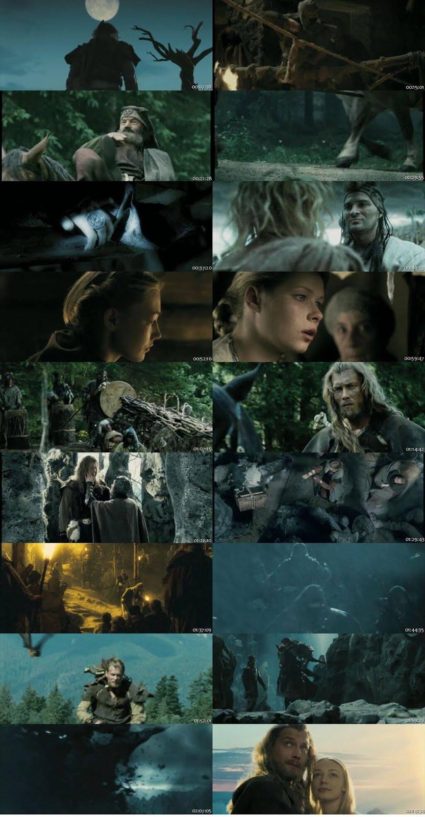 Screen Shot Of Wolfhound 2006 In Hindi Russian Dual Audio Bluray