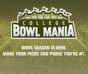 Join Our Bowl Pick'Em Pool!