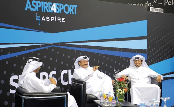 ASPIRE4SPORT, ASPIRE SPORT ACADEMY, BUSINESS CONFERENCE ISPORTCONNECT,