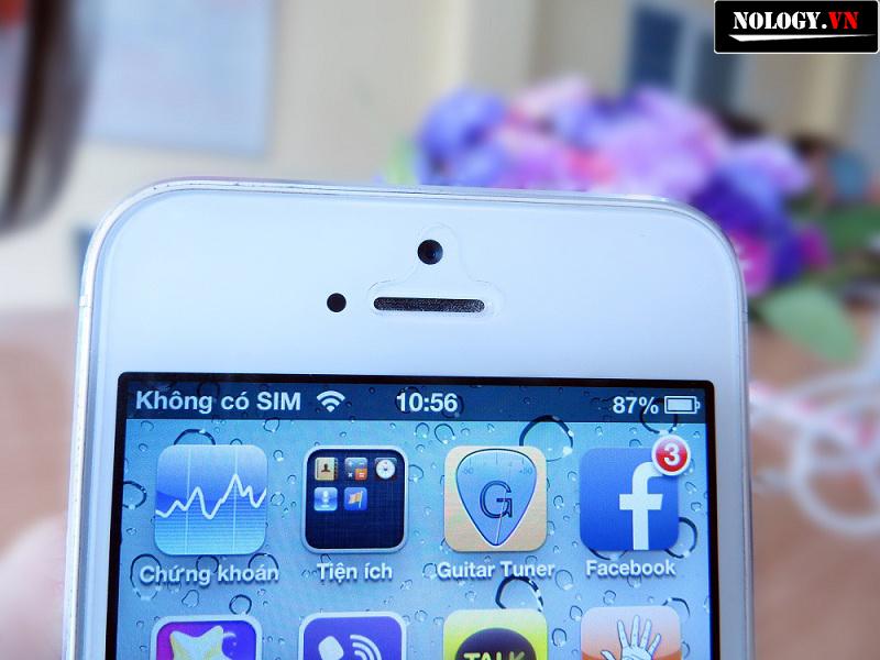 Hướng dẫn mua iphone 5 cũ, đã qua sử dụng, cách test máy iphone 5 cũ