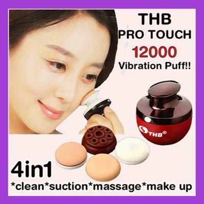 THB MULTIFUNCTIONAL VIBRATING COSMETIC TOOL