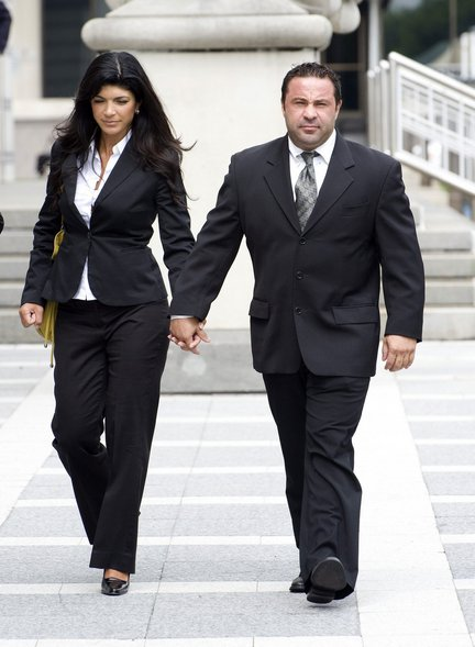 RHONJ Husband Arrested…AGAIN!