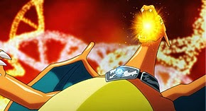 Alan Charizard Pokemon XY Strongest Evolution Act1
