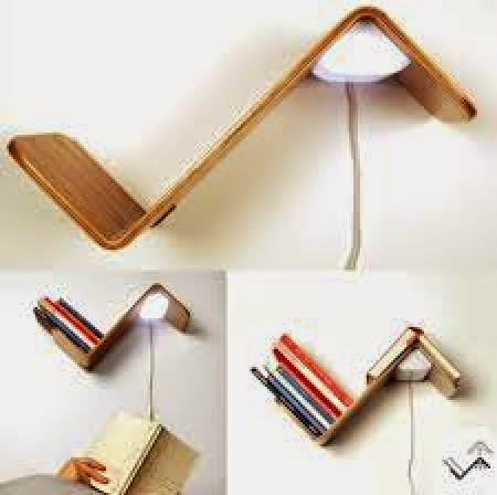 Cool design book shelve