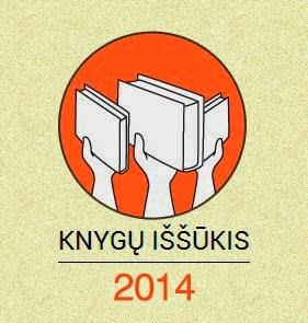2014m. knygų iššūkis