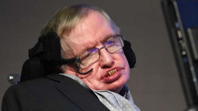 Prof Hawking ayaa sheegay in bini'aadanka uu samaynayo siyaabo cusub oo qatar keeni kara.