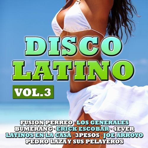 disco latino: