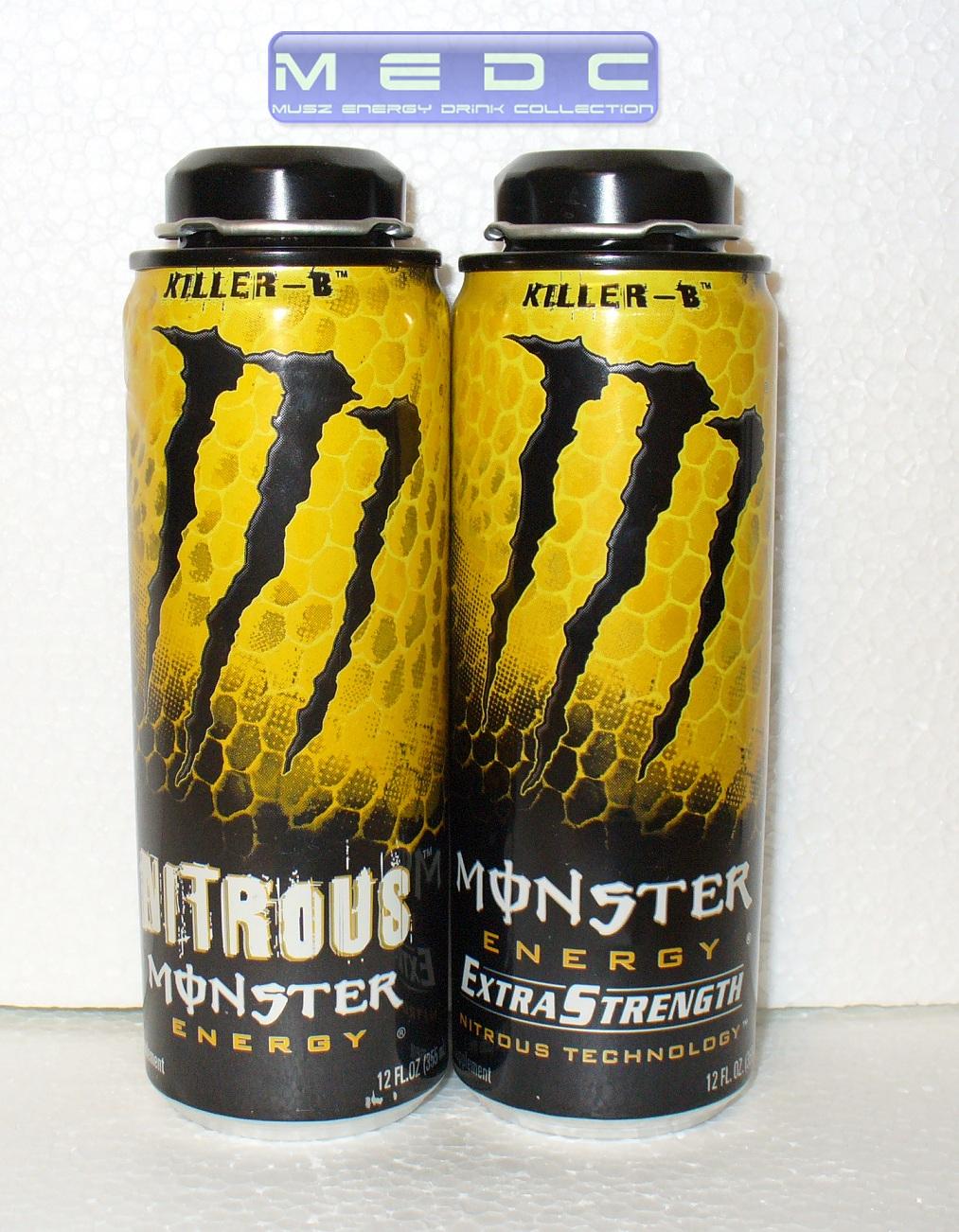Nitrous Energy Drink