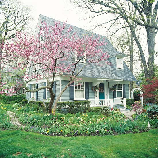 home interior design front