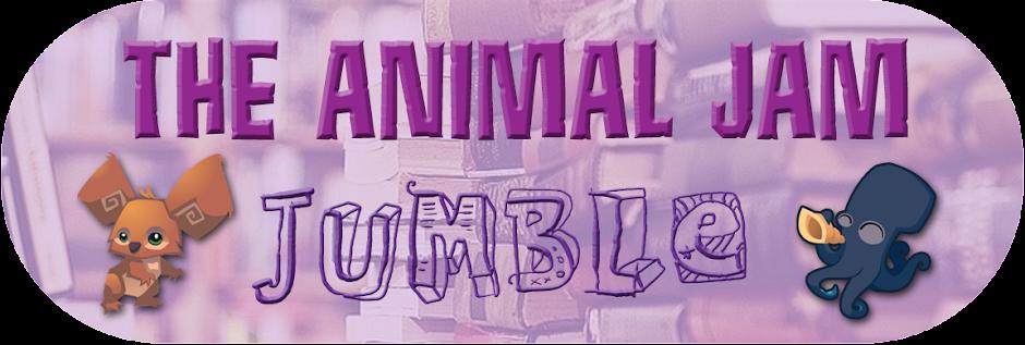 Animal Jam Jumble