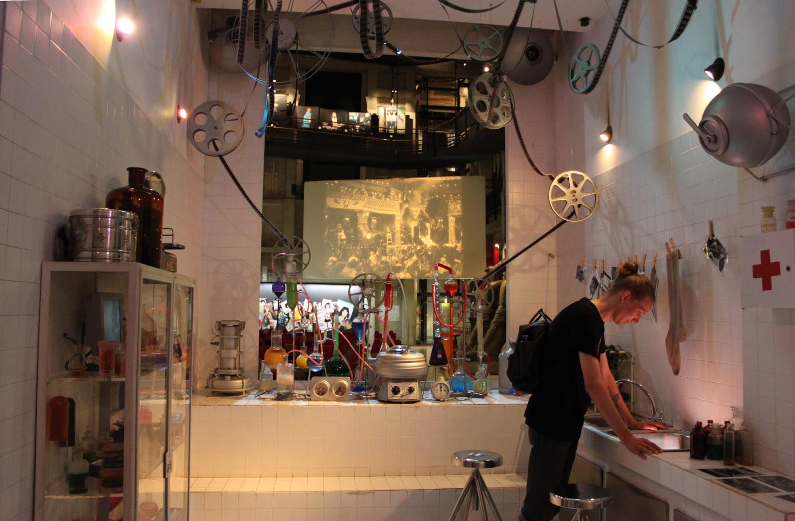 Museo Del Cinema.The Cinescapader Visiting Museo Nazionale Del Cinema In Turin Italy