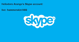 HELIODORO ARANGO (Infrasonido Media) IN SKYPE