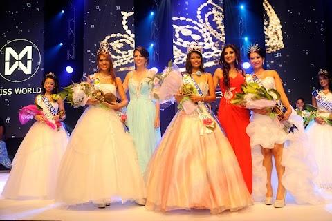 Miss Mauritius Universe 2013