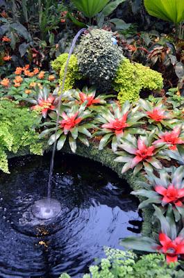 Frog Sculptures, Atlanta Botanical Garden