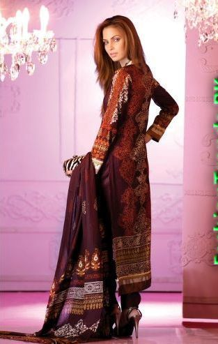 Firdous Lawn Collection 10